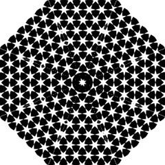 Star Egypt Pattern Hook Handle Umbrellas (medium)