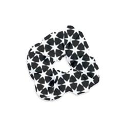 Star Egypt Pattern Velvet Scrunchie