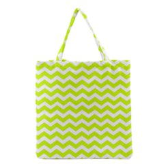 Chevron Background Patterns Grocery Tote Bag