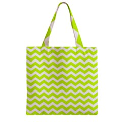 Chevron Background Patterns Zipper Grocery Tote Bag by Nexatart