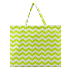 Chevron Background Patterns Zipper Large Tote Bag by Nexatart