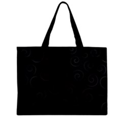 Pattern Zipper Mini Tote Bag by ValentinaDesign