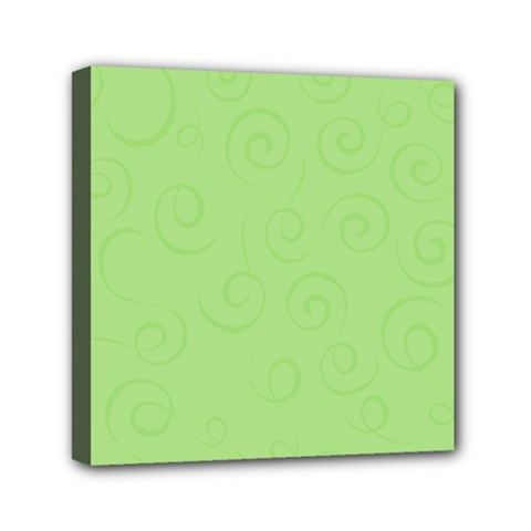 Pattern Mini Canvas 6  X 6  by ValentinaDesign