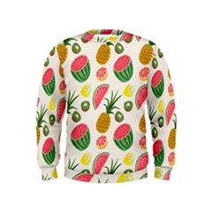 Fruits Pattern Kids  Sweatshirt