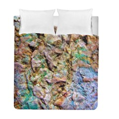 Abstract Background Wallpaper 1 Duvet Cover Double Side (full/ Double Size)