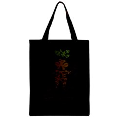 Mandrake Plant Zipper Classic Tote Bag by Valentinaart