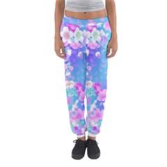 Flowers Cute Pattern Women s Jogger Sweatpants