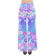 Flowers Cute Pattern Pants