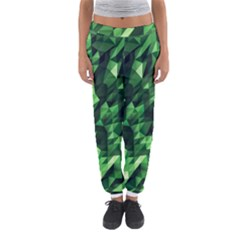 Green Attack Women s Jogger Sweatpants