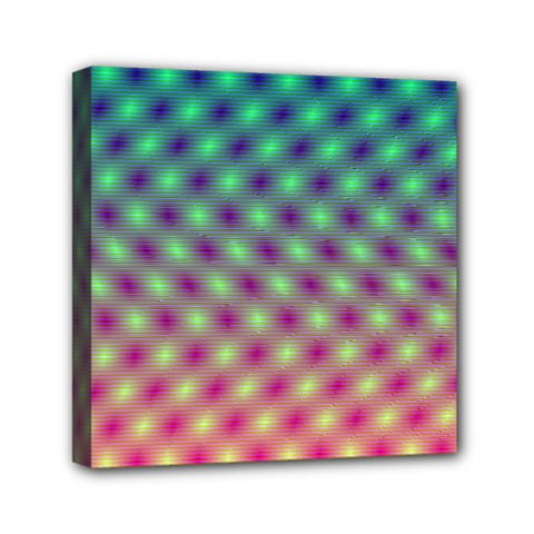 Art Patterns Mini Canvas 6  X 6  by Nexatart