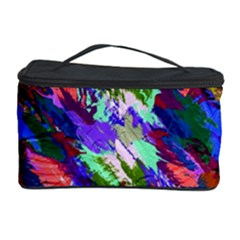 Tropical Jungle Print And Color Trends Cosmetic Storage Case