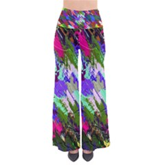 Tropical Jungle Print And Color Trends Pants