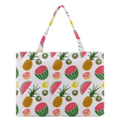 Fruits Pattern Medium Tote Bag