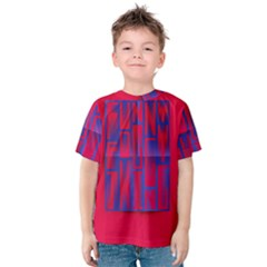 Funny Foggy Thing Kids  Cotton Tee