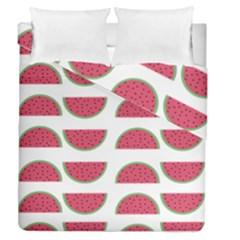 Watermelon Pattern Duvet Cover Double Side (queen Size)