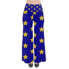 Star Pattern Pants