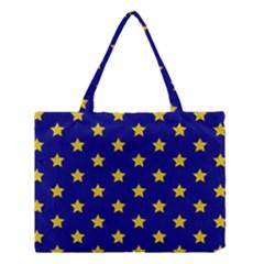 Star Pattern Medium Tote Bag by Nexatart