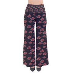 Cloud Red Brown Pants by Mariart