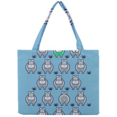 Funny Cow Pattern Mini Tote Bag