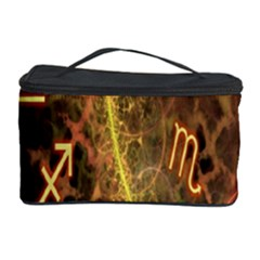 Romance Zodiac Star Space Cosmetic Storage Case by Mariart