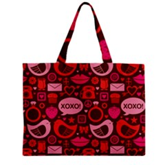 Xoxo! Zipper Mini Tote Bag