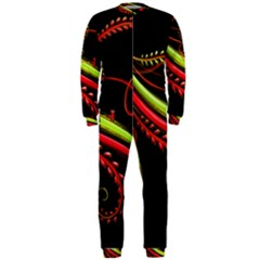 Cool Pattern Designs Onepiece Jumpsuit (men)