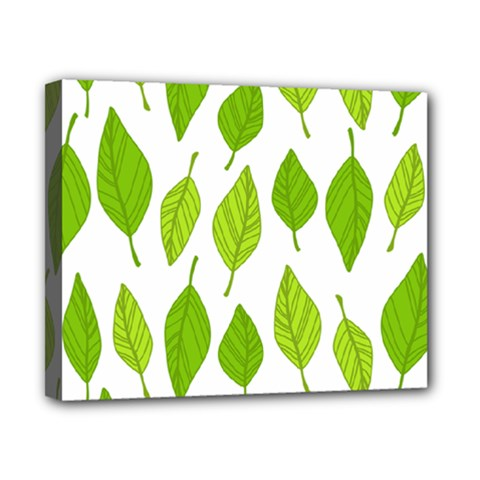 Spring Pattern Canvas 10  X 8  by Nexatart