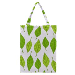 Spring Pattern Classic Tote Bag by Nexatart