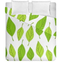 Spring Pattern Duvet Cover Double Side (california King Size) by Nexatart