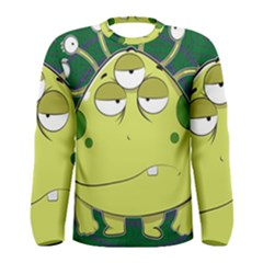 The Most Ugly Alien Ever Men s Long Sleeve Tee