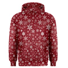 Merry Christmas Pattern Men s Pullover Hoodie