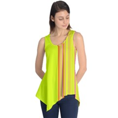 Lines Sleeveless Tunic by ValentinaDesign
