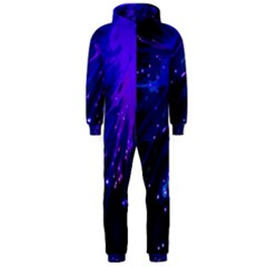 Big Bang Hooded Jumpsuit (men)  by ValentinaDesign