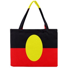 Flag Of Australian Aborigines Mini Tote Bag