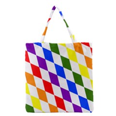Rainbow Flag Bavaria Grocery Tote Bag