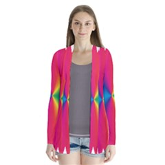 Rainbow Seal Re Imagined Cardigans