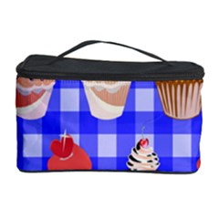 Cake Pattern Cosmetic Storage Case