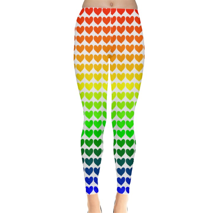 Rainbow Love Leggings