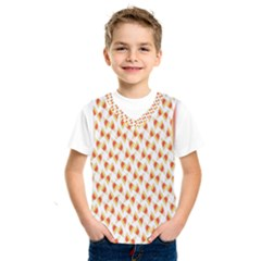 Candy Corn Seamless Pattern Kids  Sportswear