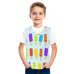 Popsicle Pattern Kids  Sportswear