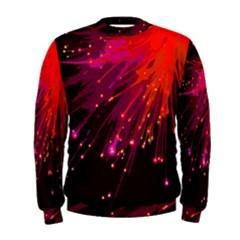 Big Bang Men s Sweatshirt by ValentinaDesign