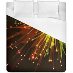 Big Bang Duvet Cover (california King Size) by ValentinaDesign