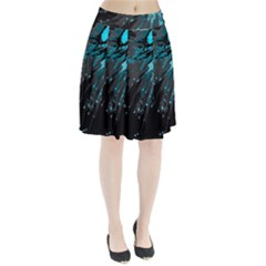 Big Bang Pleated Skirt by ValentinaDesign