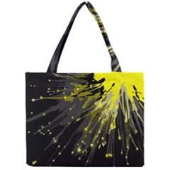 Big Bang Mini Tote Bag by ValentinaDesign