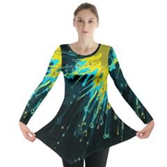 Big Bang Long Sleeve Tunic