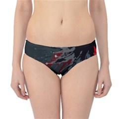 Big Bang Hipster Bikini Bottoms by ValentinaDesign