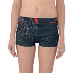 Big Bang Reversible Bikini Bottoms by ValentinaDesign