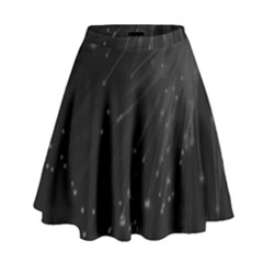 Big Bang High Waist Skirt by ValentinaDesign