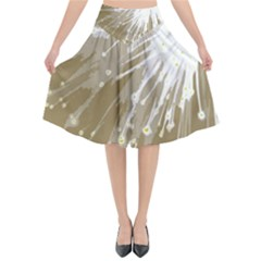 Big Bang Flared Midi Skirt by ValentinaDesign