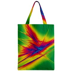 Big Bang Zipper Classic Tote Bag